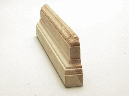 Indfatning 27 x 69 mm, nr 53 fra Tune listefabrik